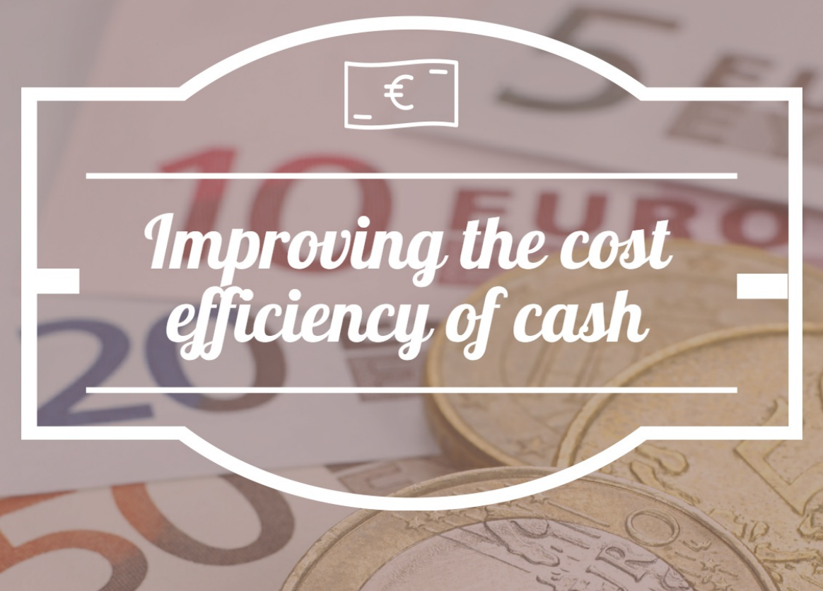 Improving the cost efficiency of cash (June 2016)
